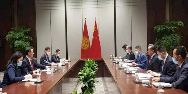 تقویت همکاری محور ملاقات مقامات چینی با نمایندگان قرقیزستان و ترکمنستان