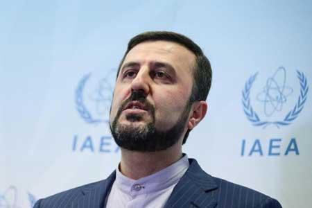 تصمیم ایران برای ادامه ضبط داده های دوربین ها حداکثر برای یک ماه دیگر به اطلاع آژانس رسید