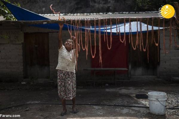 (تصاویر) خرید و فروش دختران برای ازدواج!