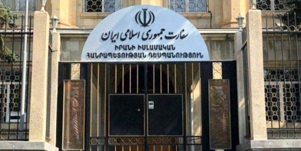 تکذیب شایعه بازداشت 160 نظامی ارمنستان در ایران