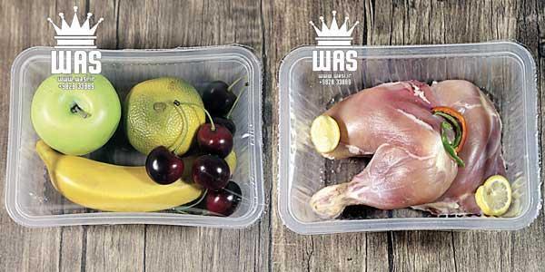 بسته بندی بهداشتی مواد غذایی با استیل غرب آسیا