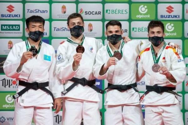 دو طلای روز نخست به ژاپن و روسیه رسید