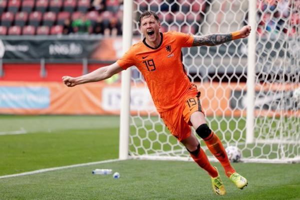برتری پرگل هلند پیش از شروع یورو 2020