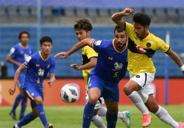 لیگ قهرمانان آسیا، صعود پاتوم یونایتد تایلند با رجحان برابر حریف فیلیپینی