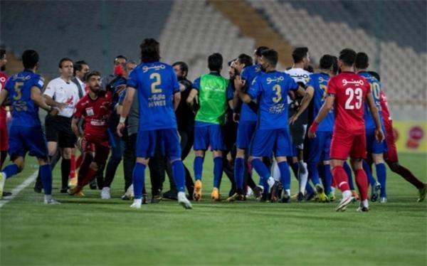 افشاریان: قضاوت دربی جام حذفی به کم اشتباه ترین و برترین داور لیگ می رسد