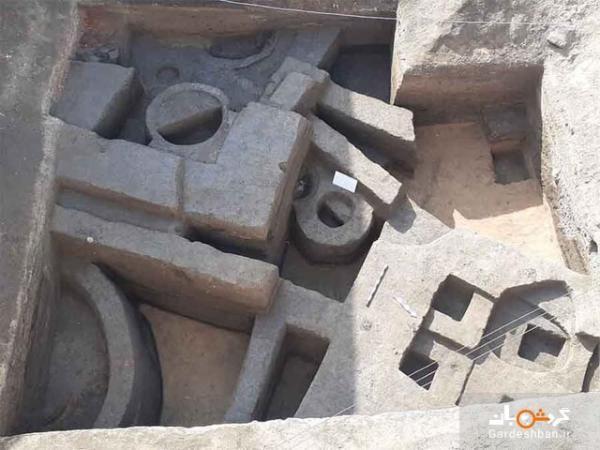 کشف کارگاه باستانی سفال سازی در مصر