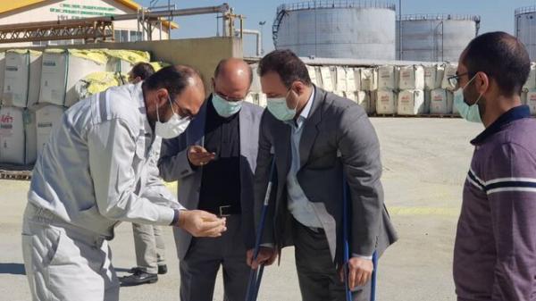 پالایشگاه تبریز اخطار زیست محیطی دریافت کرد